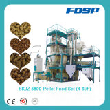 High Output Catfish Feed Pellet Machine Plant