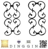 Contemporary Best-Selling Wrought Iron Scroll Balusters