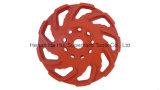 L-Segment Diamond Cup Wheel for Concrete Floor Preparation