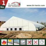 Clear Span Curved Tent Structure for Football Field