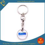 Custom Supermarket Trolley Coin Holder Key Ring