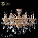 Luxury Glass Tube Crystal Chandelier for Indoor (AQ8003-8)