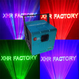 CE&RoHS Stage Light 5 Watt RGB Text Laser Projector