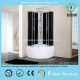 Hot Sale New Product Complete Shower Room (BLS-9806C BLACK)