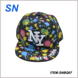 Top Sale 3D Embroidery Funny Colourful Snapback Cap