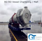 Professional Roro Vessel Chartering Shipping Service From Qingdao Tianjin to Long Beach, USA
