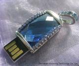 Crystal Jewelry 1GB-128GB USB Flash Drive USB Driver