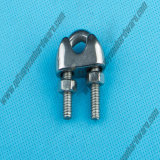 Hot Sale High Qualities Stainless Steel DIN741 Wire Rope Clips