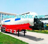 45m3 Bulk Cement Silo Tanker Semi Truck Trailer (HTC9405GFL)
