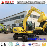 China New Hydraulic Mini Excavator 6t