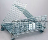 Metal Steel Stackable Wire Container