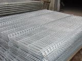 Galvanized Double Wire Fence Panel for Security