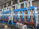 Double Cavity Tire Automatic Shaping and Curing Press