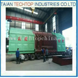 Shandong Double Drum for Hotel Used Hot Water Boilers Price