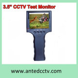 """Portable 3.5"""" CCTV Test Monitor with BNC Poe for Analogue Camera"""