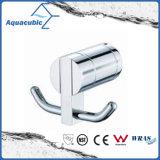 Chromed Double Robe Hook (AA6611)