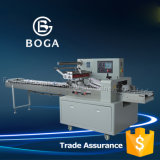 Ce Authenticated Bogal Pillow Paper Cup Packing Machine