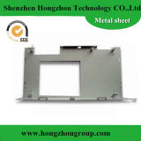 Sheet Metal Fabrication Plate Components for Machine Cover
