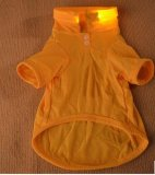 Dog Clothing Light Polo Pet Supply