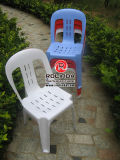 Stackable Plastic Chair Without Armrest for Sale
