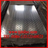 Aluminium 5 Bars Tread Sheet for Indoor Decoration