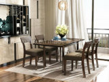 Solid Wooden Dining Table Living Room Furniture (M-X2394)