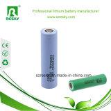 Icr18650 22p 3.7V 2200mAh Li-ion Battery Cells for LED Light