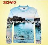 100% Cotton Fashion Mens Sweater Crewneck