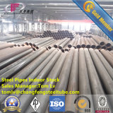 ERW Carbon Steel Pipe with 3PE External Coating for Fluid Transportation