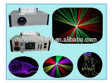 RGB 1W Animation Laser Light with SD Card