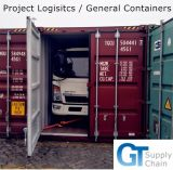 Professional 20′gp/40′gp/40′hq Shipping Service From Qingdao Tianjin to Arica, Chile