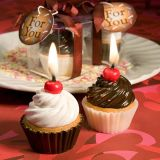New Design Elegant in Style Birthday Cake Candle
