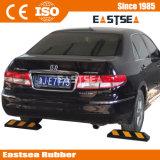 Rubber Reflective Car Parking Wheel Block
