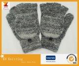 New Arrival Flip Fingerless Knitted Glove Wholesale