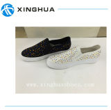 New Style Canvas Shoes with Straw for Supplier