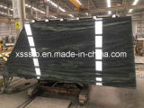 Natural Beautiful Galaxy Green Marble Plate for Flooring and Wall