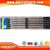 5PCS Set Tunsten Carbide SDS Plus Hammer Drill Bits
