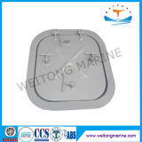 Marine Sunk / Flush Type Weathertight Steel Small Hatch Cover