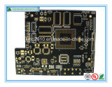 Customized BGA Immersion Gold Multilayer PCB with Black Solder Mask