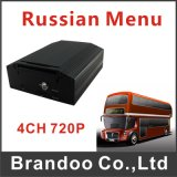 720p 4G GPS Ahd Car Mobile DVR