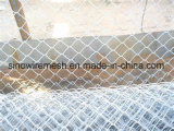 Sailin Chain-Link Garden Fence