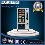 Smart Drink and Snack Vending Machine with 7-Inch Touch Screen