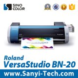 Excellent Versastudio Roland Bn-20 Eco Solvent Inkjet Printer and Cuter with 1440 Dpi