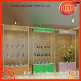 Metal Display Stand Mobile Phone Display Cabinet