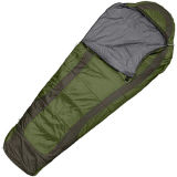 Green Fall Winter Campign Sleeping Bag
