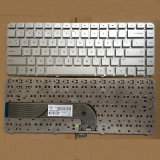 Replacement Laptop Keyboard for HP Pavilion 3115tx/3016tx/DV4-3010tx/DV4-4000 Us Silver