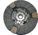 Isuzu Clutch Disc for Cyz/Cyh/Cxz 10PE1 6wf1 430mm*10