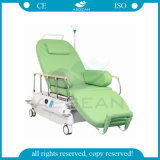 AG-Xd207 with Linak Motor Medical Dialysis Chair Bed