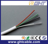 Unshield/Shield Flexible Security Cable/Alarm Cable with 2/4/6/8/ Core