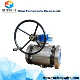 Big Size Casting Turnnion Ball Valve